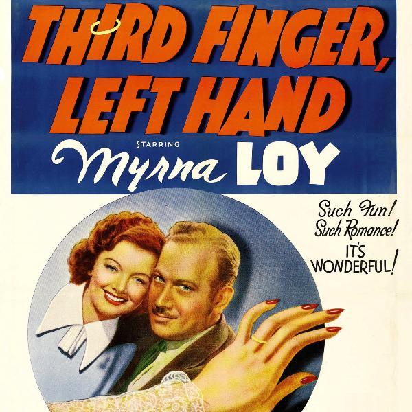Third Finger - Left Hand - All-Star Dramas of Classic Films - Starring Douglas Fairbanks, Jr. and Martha Scott - Lux Radio Theater