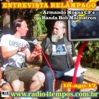 Rádio 4 Tempos - Entrevista Relâmpago 27