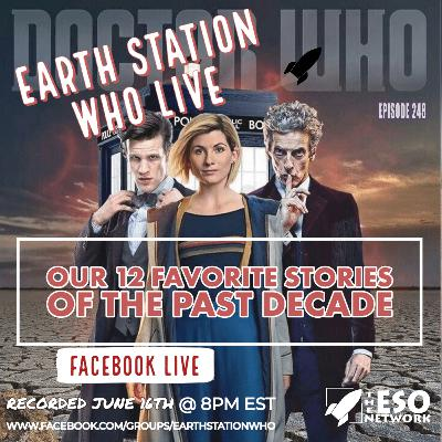 Earth Station Who –  Our Twelve Favorite Doctor Who Stories of the Past Decade