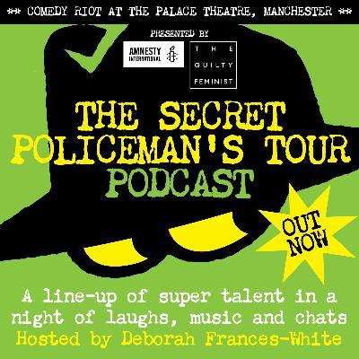The Secret Policeman's Tour - Manchester 2019