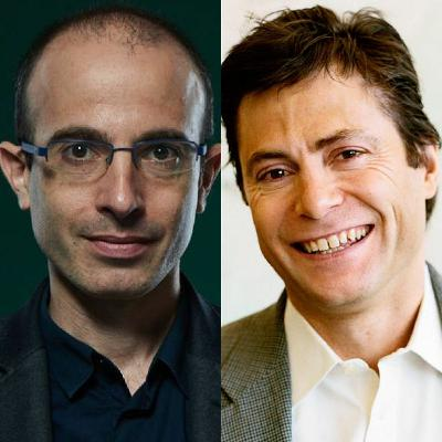 On Consciousness, Morality, Effective Altruism & Myth with Yuval Noah Harari & Max Tegmark