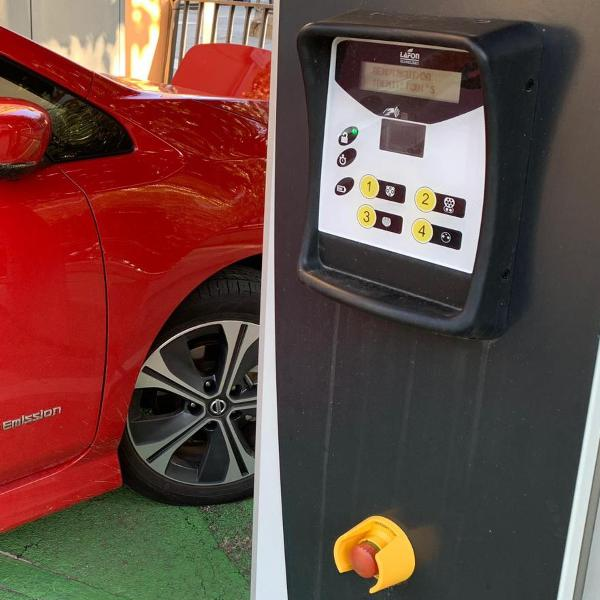 EV Charging Roulette - Shopping Centre Charger Not Working