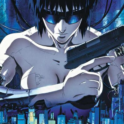 #43 Ghost In The Shell - Julien Sévéon