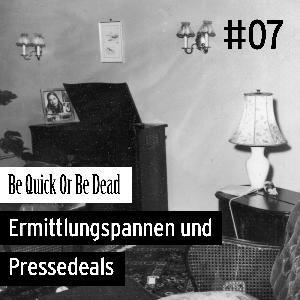 #07 Nitribitt - Be Quick Or Be Dead