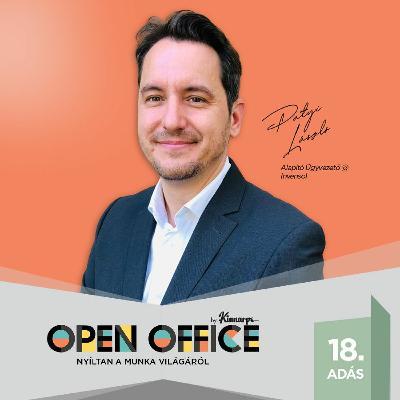 18. Irodai diskurzus - Mi lesz az irodáinkkal? - Patyi László   Open Office Podcast