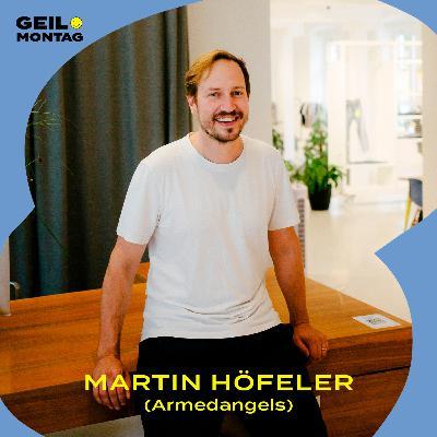 Martin Höfeler (Armedangels): Was macht Mode wirklich fair?