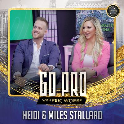 Heidi & Miles Stallard: Top Earners Interview
