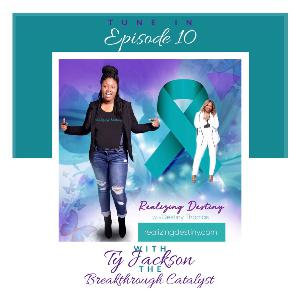 God you told me to jump, now what? Entrepreneurship w/ God Special Guest Ty Jackson