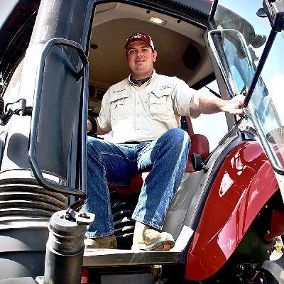 Brandon Batten: Putting Advanced Farm Tech to Work