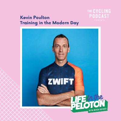 30: Life in the Peloton – Talking Zwift with Kevin Poulton