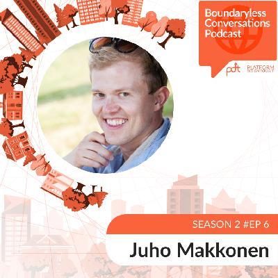 S2 Ep. 6 Juho Makkonen – Democratizing the Platform Economy through Marketplace as a Service