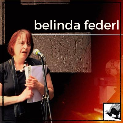 Belinda Federl ~ Poetry is my therapy | performance at the May 2015 Sunday Matinée