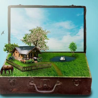 Construyendo tu hogar (psicológico) portátil | 68 #sersiendo