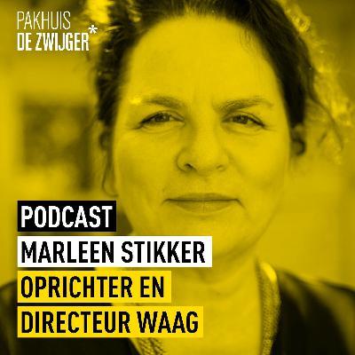 Marleen Stikker over een open en eerlijk internet