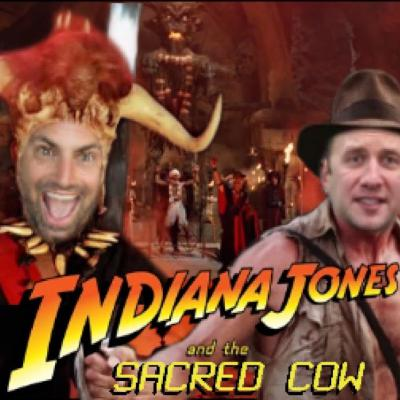 Bobby Umar RIPS THE HEART OUT OF Indiana Jones and the Temple of Doom Episode 66 GTSC Podcast