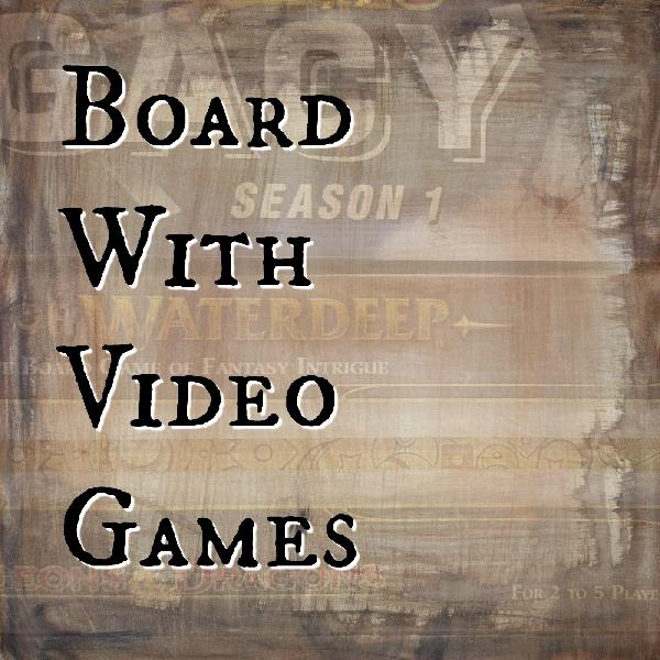 Board With Video Games #44 - A Key New Game