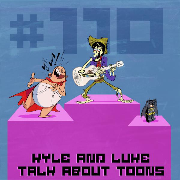 Kyle and Luke Talk About Toons #110: Nerd-Ass Decision