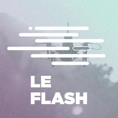 Flash - Drones indoor et techno-centrisme