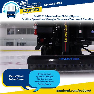 Episode #014: FastICE® Advanced Ice Making System: Facility Operations Manager Discusses Features & Benefits