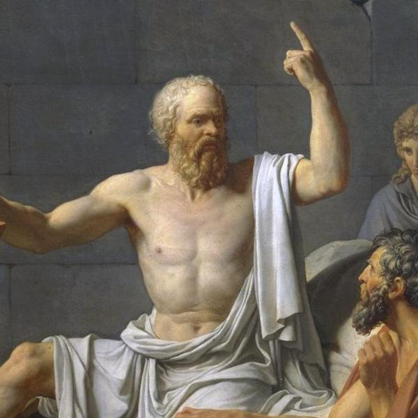 Time Travel History Podcast - Death of Socrates
