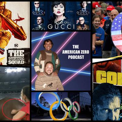 Ep. 19 Suicide Squad, Qanon, Cults, and Olympics