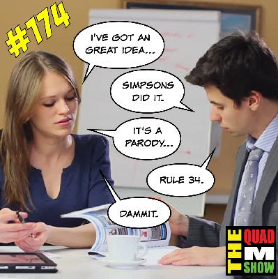 #174 - Foreigner Fun, Rule 34, & Two Big Quiz Games