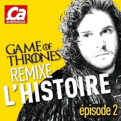 #2 Cersei Lannister c'est Marguerite d'Anjou