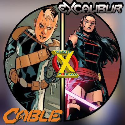 Episode 58 - Bable and Psylocke get the Limelight!