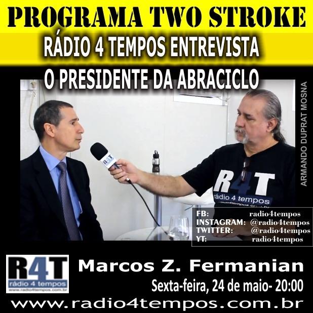 Rádio 4 Tempos - Two Stroke 68:Rádio 4 Tempos