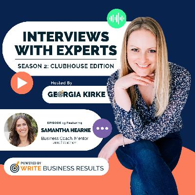 Ways To Build A Lifestyle Business That Pays with Samantha Hearne