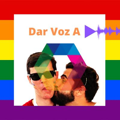 Segundo trailer do Podcast Dar Voz A esQrever 🎙️🏳️‍🌈