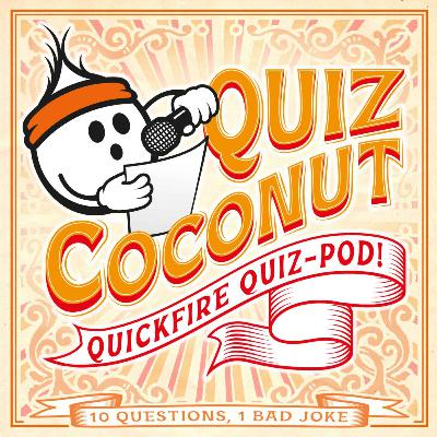 Our Brand New Quiz-Pod - First Episode!