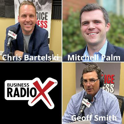 ATL Developments with Geoff Smith:  Realtor Chris Bartelski and Mitchell Palm, Smart Real Estate Data