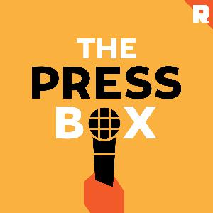 The NBA's China Problem, Chuck Todd Loses It, and Biden's Ukraine Response | The Press Box