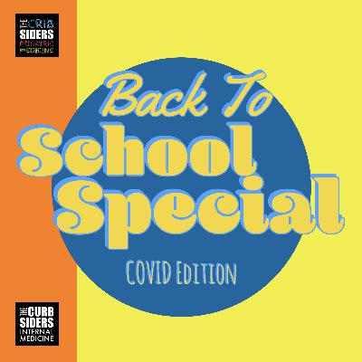 Cribsiders Episode 3: Back to School Special - COVID Edition