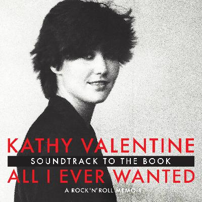 Kathy Valentine of The Go-Gos