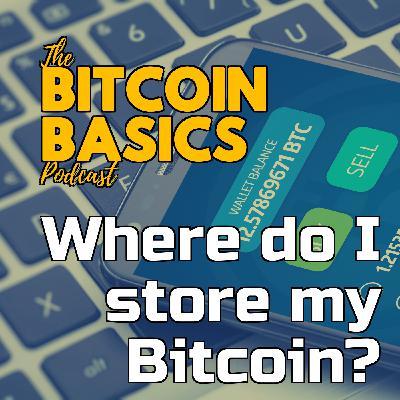 #30 Where do I store my Bitcoin? | Bitcoin Basics (81)