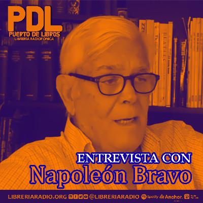 #309: Entrevista con Napoleón Bravo (@napoleonbravo)