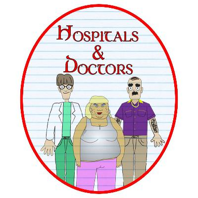 Hospitals & Doctors - The Screaming Mountains