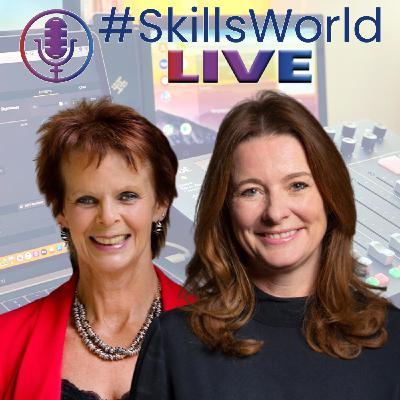 How do we ensure the Adult Skills Agenda is not forgotten? Weekly Show 3: #SkillsWorldLIVE