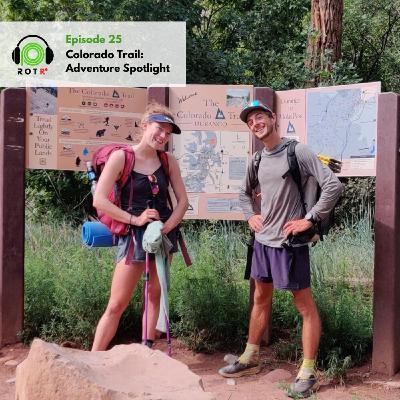 Colorado Trail: Adventure Spotlight
