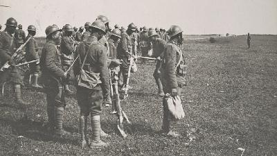 African American Soldiers in France with Taylor Marrow