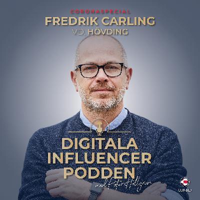 Hövding om Coronapandemin, Internet of Things och digital marknadsföring | Fredrik Carling, vd på Hövding (Coronaspecial)