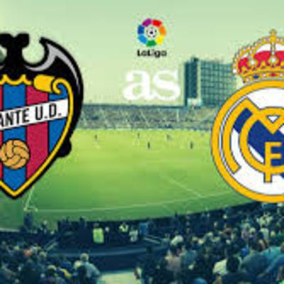 Looking ahead to the weekend meeting with Levante plus the news round up