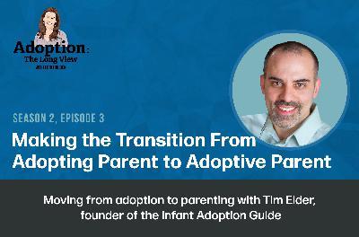 From Adopting Parent To Adoptive Parent