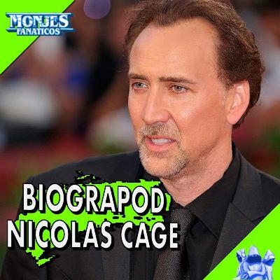 199 - Biograpod de Nicolas Cage 😎