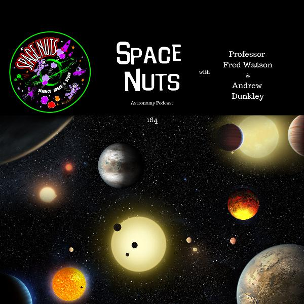 164: New Exoplanet Discoveries