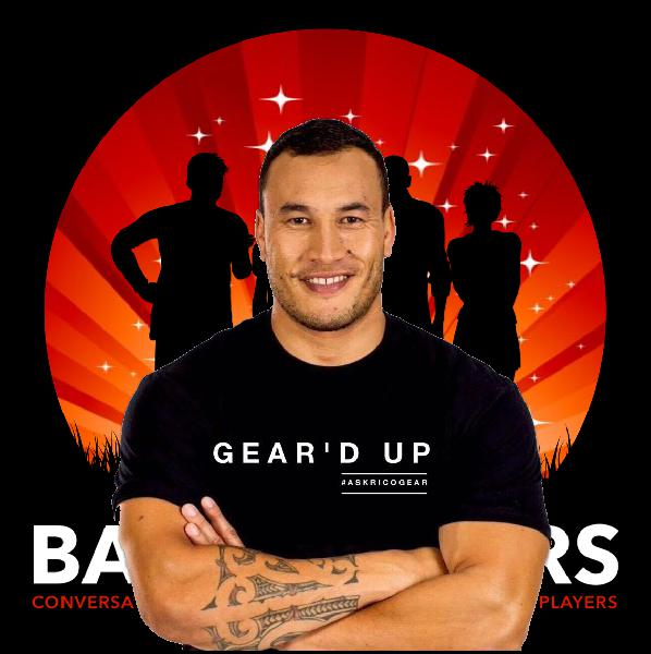 Podcast:EP14: RICO GEAR | New Zealand All Black Rugby Player