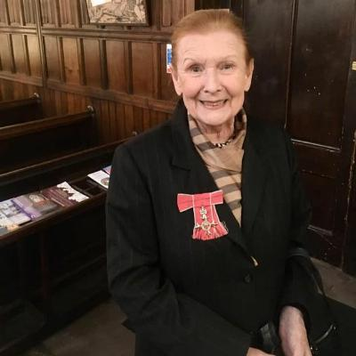 Episode 11: In conversation with Mel Dyke MBE