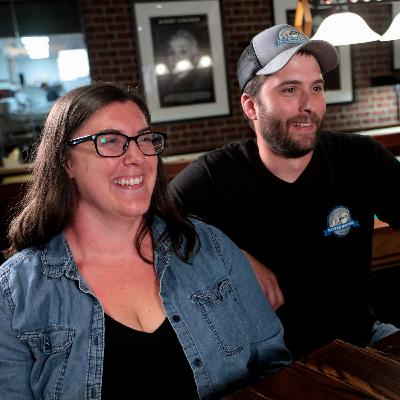 Emma Kuester & Jake Boreson (Busted Knuckle Brewery)